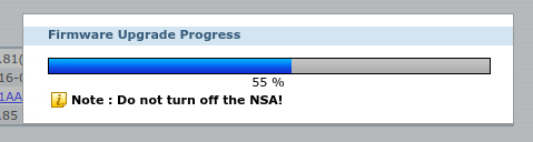 It could be so easy. Just turn off the #NSA during a firmware upgrade and you brick it. Why all the politics? #zyxel