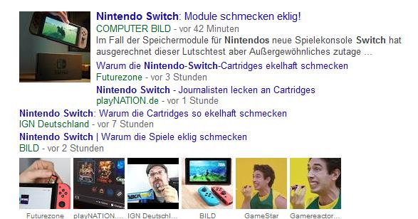 Einen Tag vor dem Nintendo-Switch-Release werden die wirklich wichtigen Fakten präsentiert